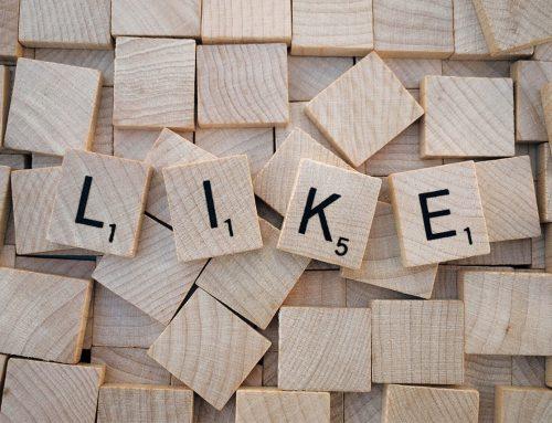 Leven voor de likes of je leven liken